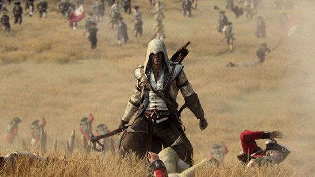 Assassin's Creed 3 Anvil Next Tech explained in latest media PC Gaming PlayStation Videos Xbox  Assassins Creed III