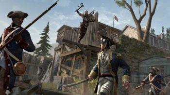 Assassin's Creed III stills fly in from Germany PlayStation Screenshots Xbox  Assassins Creed III