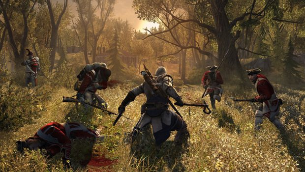 Go Inside Assassin's Creed 3 with a new behind-the-scenes documentary series