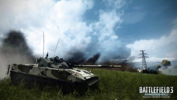Battlefield 3 Armored Kill Offers Tank Superiority Game Mode News PC Gaming PlayStation Xbox  Battlefield 3