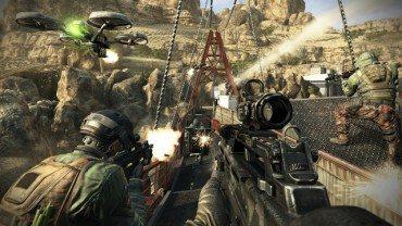 Killstreaks removed from Black Ops II multiplayer