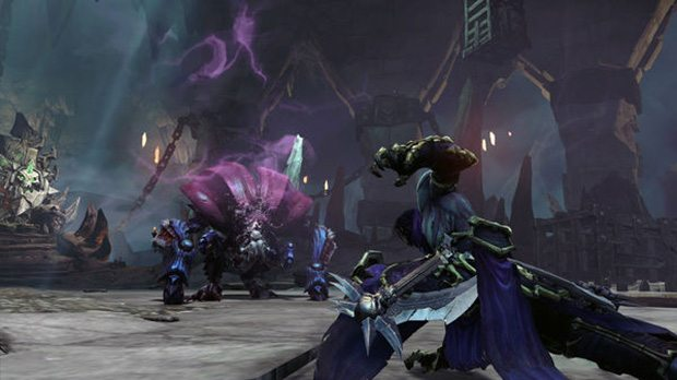 Darksiders 2 Arena mode detailed in walkthrough