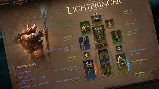 Diablo 3 Hero Profiles now live News PC Gaming  Diablo 3