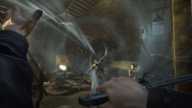 See how creativity kills in Dishonored News PC Gaming PlayStation Xbox  Dishonored Bethesda