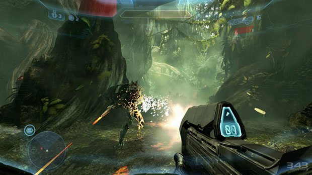 Halo 4 mission count has no bearing on the length of the game, says 343i