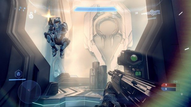 This is what UNSC weaponry looks and sounds like in Halo 4 News Xbox  Halo 4 343 Industries
