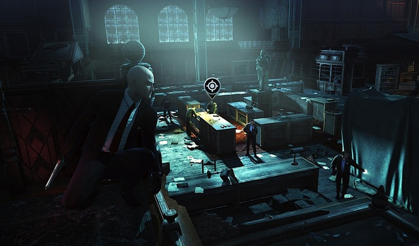 Hitman Absolution Contracts Gameplay Attack Of The Fanboy