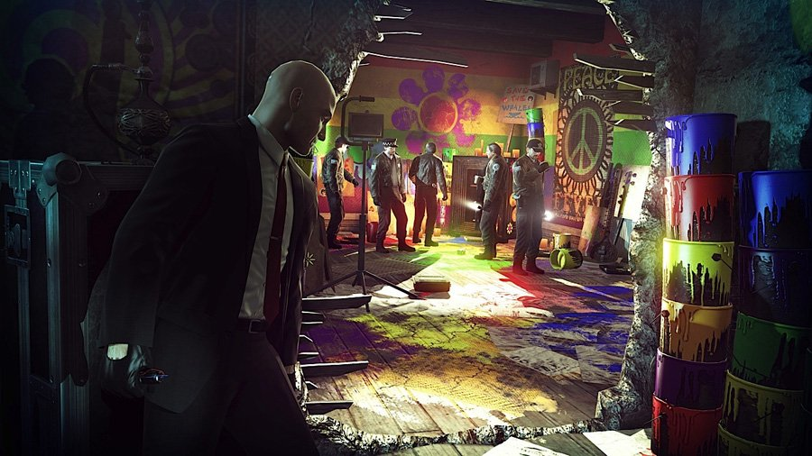 Hitman: Absolution allows players to create contracts for others News PC Gaming PlayStation Xbox  Hitman: Absolution
