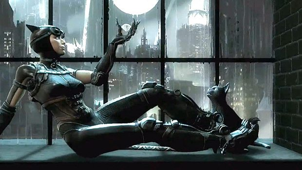 Injustice: Gods Among Us gets a dose of Catwoman Nintendo PlayStation Videos Xbox  Injustice: Gods Among Us