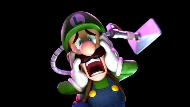 Nintendo confirms Luigi's Mansion: Dark Moon delay into 2013 News Nintendo  Luigis Mansion: Dark Moon Luigis Mansion 2