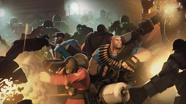 Team Fortress 2 Mann vs. Machine is Live on Steam News PC Gaming  Valve Team Fortress 2 Steam