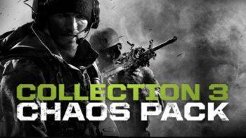 Modern Warfare 3 Chaos Pack DLC arrives on Xbox Live