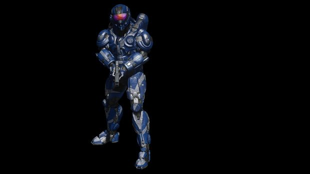 Halo 4 Spartan Ops Class Specializations Revealed