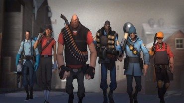 It's official. Mann vs. Machine is the next Team Fortress 2 update.