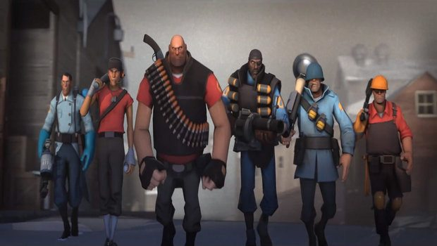 It's official. Mann vs. Machine is the next Team Fortress 2 update. News PC Gaming  Valve Team Fortress 2 Steam