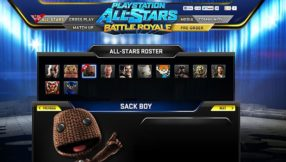 Sackboy and Raiden revealed in PlayStation AllStars Leak
