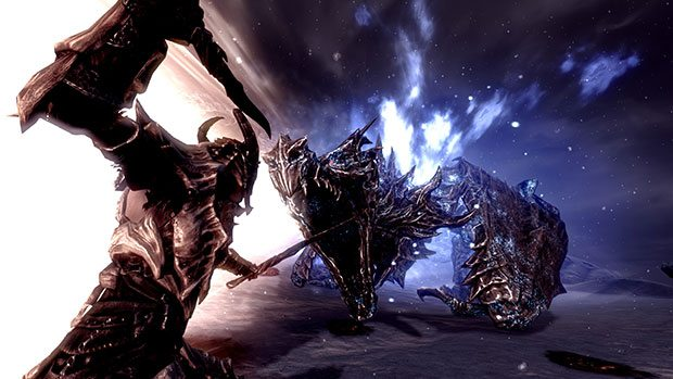 Theres still no word on skyrim dawnguard for ps3 attack of the news playstation skyrim voltagebd Choice Image