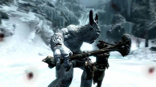 Elder Scrolls V: Skyrim Update arrives on Xbox 360 News Xbox  Xbox 360 Skyrim
