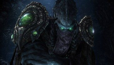 StarCraft 2 gets arcade mode in patch 1.5