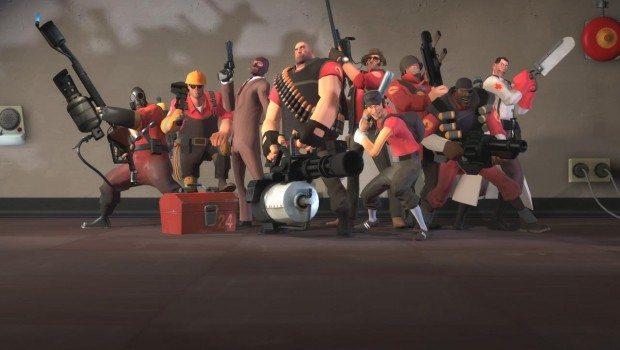 Valve Team Fortress 2 Steam pc 2 news community