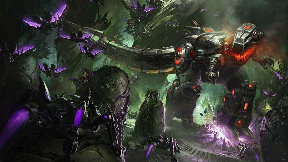 Transformers Fall of Cybertron Polarizes Critics