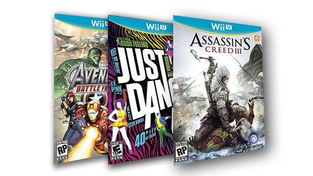Wii U Box Art Revealed and Confirmed by Ubisoft
