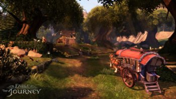 Fable: The Journey arrives on Xbox Live News Xbox  Xbox 360 Fable: The Journey