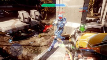 Halo 4 makes an argument for best looking game of 2012 News Screenshots Xbox  Xbox 360 Halo 4 343 Industries