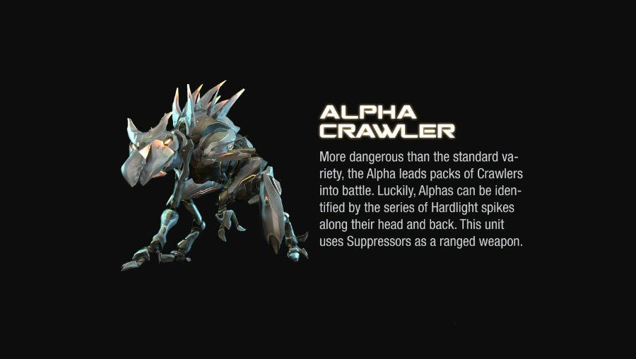 alpha crawler halo4 Halo 4 Helmets, Enemies and Weapons Explained
