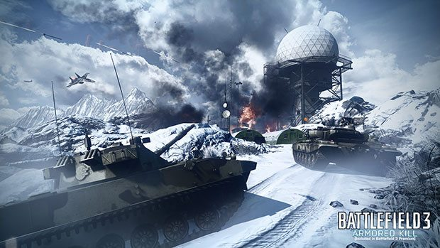 DICE readies Battlefield 3 Armored Kill for Xbox 360 and PC