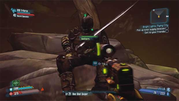 Borderlands 2 Dark Souls Easter Egg and more secrets discovered News PC Gaming PlayStation Xbox  Borderlands 2