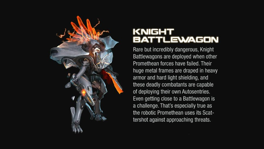 knight battle wagon halo e Halo 4 Helmets, Enemies and Weapons Explained