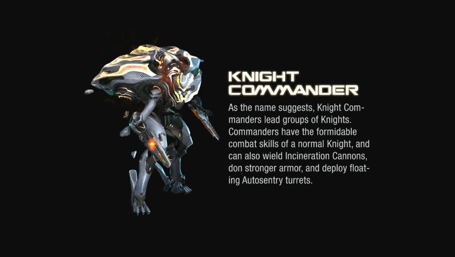 knight commander halo 4 Halo 4 Helmets, Enemies and Weapons Explained