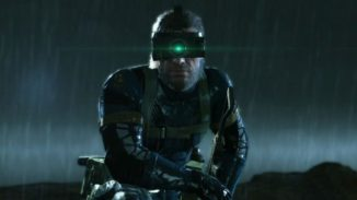 Konami runs into problems with Metal Gear Solid: Ground Zeroes