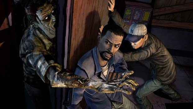 The Walking Dead Episode 4 due out in October News PC Gaming PlayStation Xbox  The Walking Dead