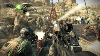 Black Ops 2 on Wii U will not launch with Call of Duty Elite Features