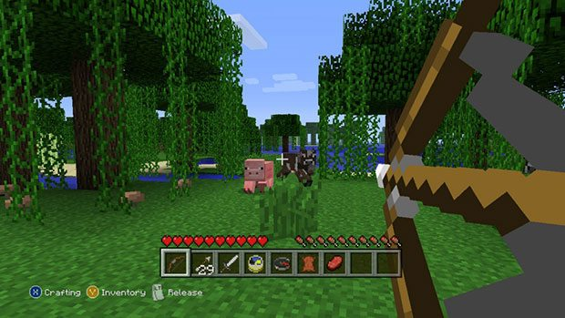 Minecraft Xbox 360 Edition patch submitted for certification News Xbox  Xbox 360 Minecraft