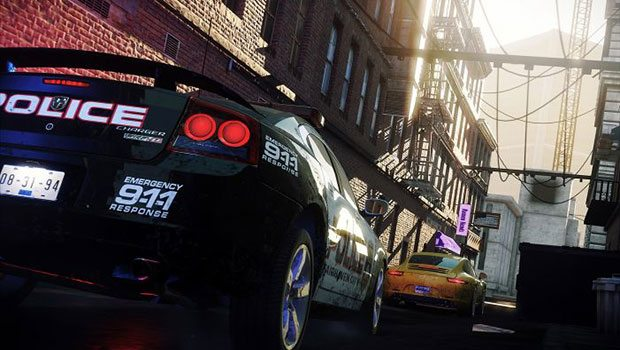 Need For Speed: Most Wanted Review PlayStation Reviews Xbox  Need For Speed Most Wanted EA