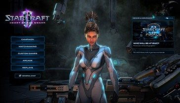 Blizzard outlines clan support for StarCraft II Heart of the Swarm