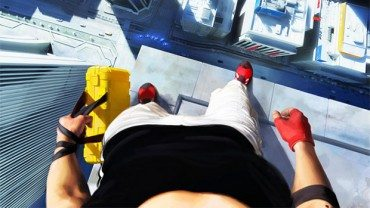 Mirrors Edge 2 Easter Egg found in Battlefield 3 Aftermath DLC