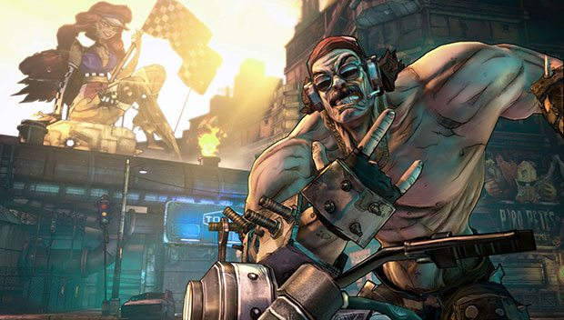 Borderlands 2 Mechromancer Dlc Character Detailed: Borderlands 2 PS