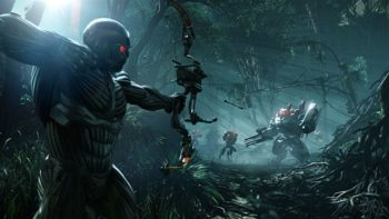 Crysis 3 Hunter Multiplayer Gameplay Trailer