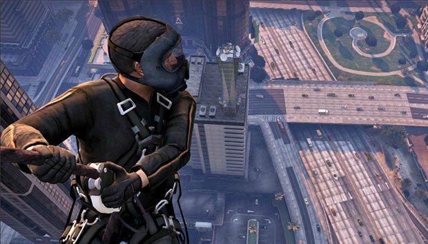 Rockstar unveils GTA V