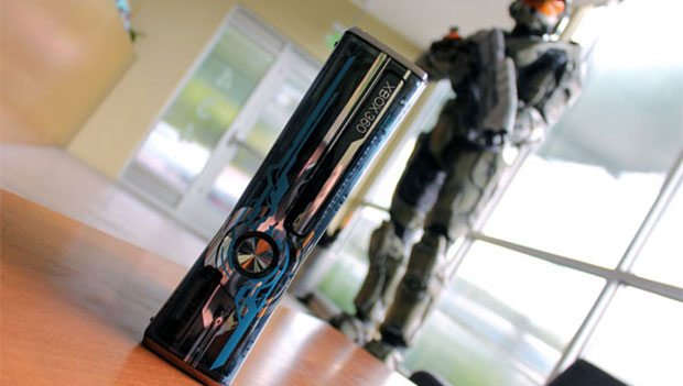 Xbox 360 continues to be the console of choice in October News Xbox  Xbox 360 Halo 4