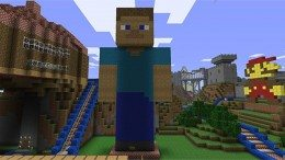 Minecraft on Xbox 360 to get texture pack support