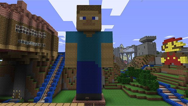 News Xbox  Xbox 360 Minecraft