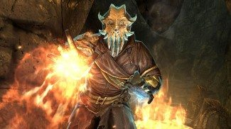 New Skyrim Dragonborn details and imagery