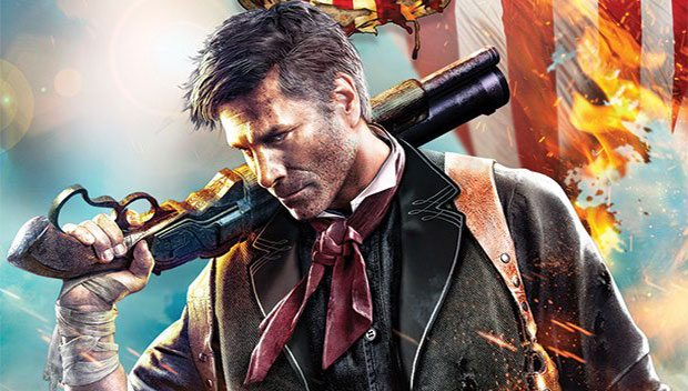 Bioshock Infinite Box Art Revealed, fans see Call of Duty influences News  Bioshock Infinite