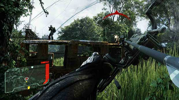 crysis-3-trainyard-gameplay