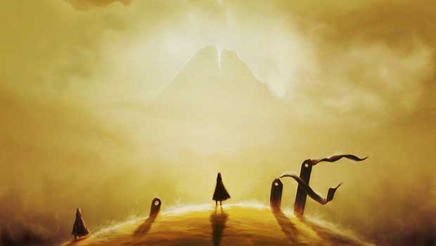 Journey changed our perception of gaming forever